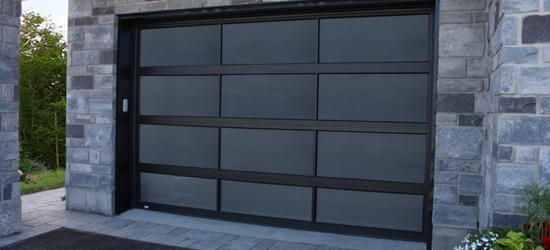 Porte de garage industrielle for Porte de garage astec